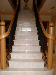 Изготавливаем лестницы,  столешницы,  полы из мрамора и гранита по вашим