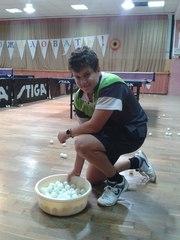 Индивидуальные тренировки по настольному теннису с мастером спорта