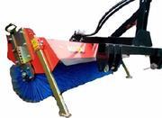 Дорожная щётка ADLER K520-210 (гидравлическая,    поворотная)