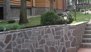 Серо-зеленый песчаник плитняк (м2)