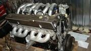 Контрактный двигатель Mercedes w210 w211 w212