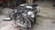 Контрактный двигатель Mercedes GL x164 Grand Edition x166