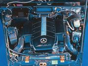 Контрактный двигатель Mercedes G-class G-55 5.0B
