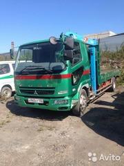 Продается бортовой грузовик с краном манипулятором