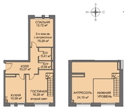 Новый микрорайон 14 км от МКАД. Хотите решить квартирный вопрос?