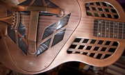 Recording Kings Resonator Guitar (Dobro)