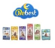 Детские подгузники премиум-класса Bebest (Турция)