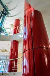 Облицовка металлических колонн,  Москва
