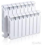Rifar Base 350 - биметаллические батареи