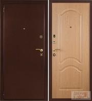 Входные металлические двери от дилера