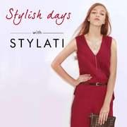Stylati - Онлайн-магазин дизайнерской женской одежды