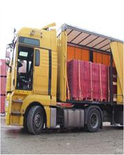 Перевозка грузов автомобильным транспортом (борт,  тент,  контейнеровоз)