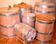 Деревянные бочки для солений