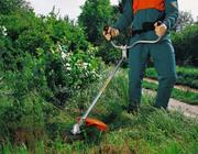 Покос травы,  обработка от сорняков,  обработка от клещей,  удаление деревьев
