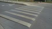 Плиты пешеходных переходов