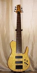 Продам копию бас-гитары Fodera Imperial 7 Select Bass
