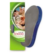 Tacco Supergel Арт.656 -гелевые cтельки-супинаторы оптом эргодинамичес