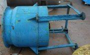 Продается Реактор нержавеющий — сборник,  объем — 0, 35 куб.м
