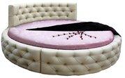 Круглая кровать Аркада в Истре