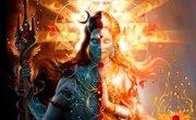 Массаж великолепный Шива.