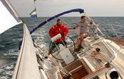 Обучение яхтингу в парусной школе Олега Гончаренко