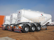 Цементовоз NURSAN 28 м3