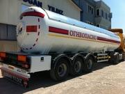 Газовая цистерна Dogan Yildiz 55 м3