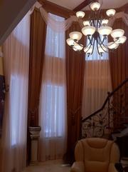 Пошив штор  г. Москва.