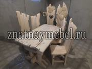 Изготовление мебели под старину любой сложности