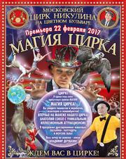 Билеты в Цирк Никулина