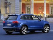 Кузовные запчасти б/у Volkswagen Touareg. Большой склад.