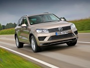 Запчасти Volkswagen Touareg.