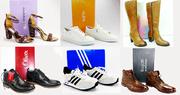 Стоки обуви европейских марок из Германии по низким ценам