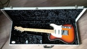 Fender Telecaster Plus 1997 Sunburst Lace Sensor USA c кейсом