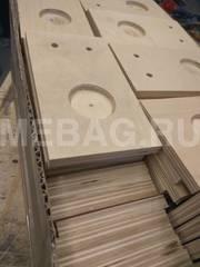 производим и реализуем  деревянные бирки/плашки для опломбирования