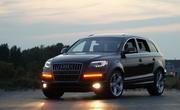 Запчасти б/у и новые для Audi Q7.