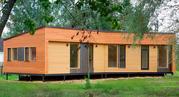 Модульные дома для дачи