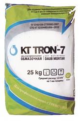 Обмазочная (бронирующая) гидроизоляция КТтрон-7
