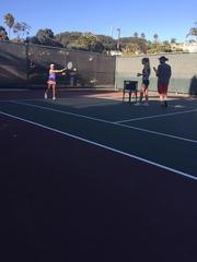 тренер / спарринг-партнер по теннису