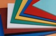 Листовой пластик ПНД ,  ПВД ,  ПВХ ,  АБС-листы