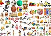 Игрушки разные