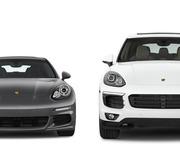 Запчасти для Porsche в Москве.