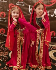 Обучение кавказским танцам в Кавказ Лэнд