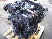Контрактный двигатель 2.7D