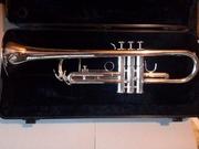 Труба Holton t 602 s t602s silver серебро