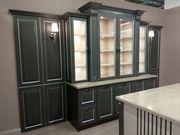 Изготовление шкафов купе,  кухни,  мебели на заказ