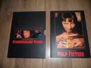 Коллекционное издание фильма новый DVD диск «Криминальное чтиво» 20th