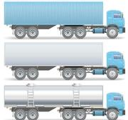 перевозка 20'GP/40'GP/40'HQ контейнер из Китая в Москва