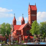 Обзорная экскурсия по  Минску на русском