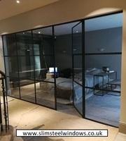 Элитные металлические окна,  двери и перегородки